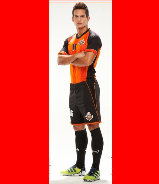 Mika Chunuonsee in the colours of former side Bangkok FC (from www.bangkokfc.com)