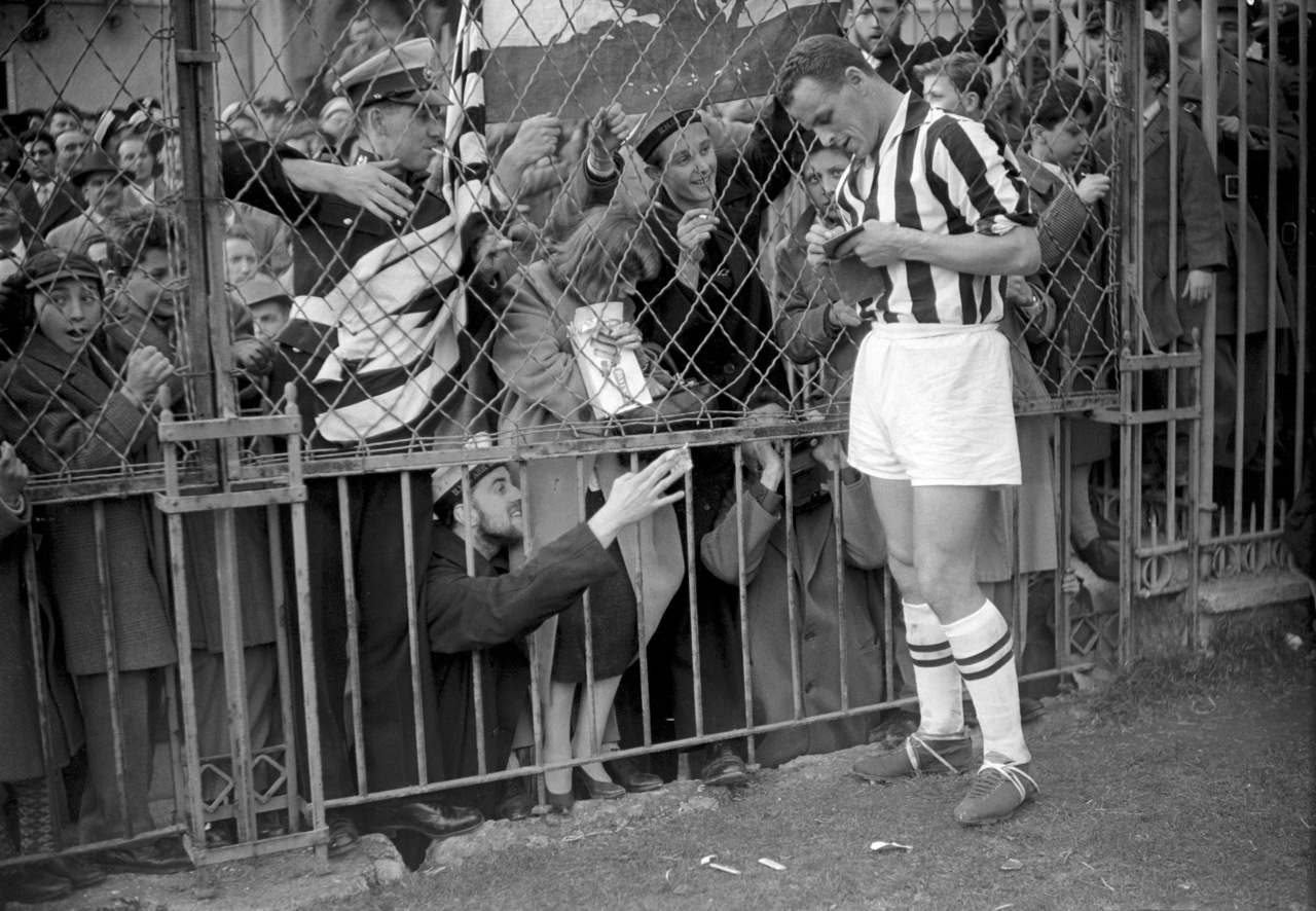 Il Gigante Buono From Jack to Juve
