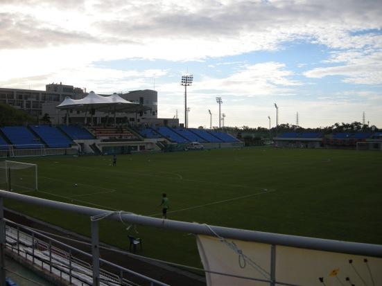 The Main Stadium