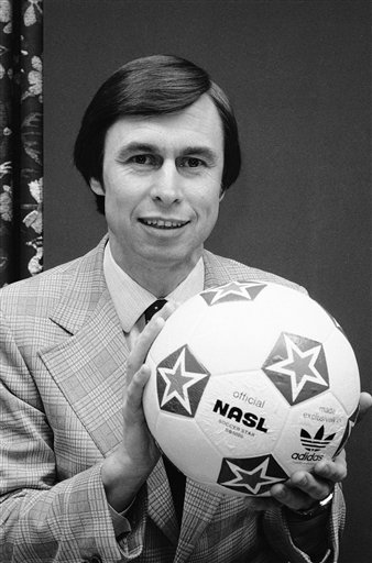 NASL Commissioner