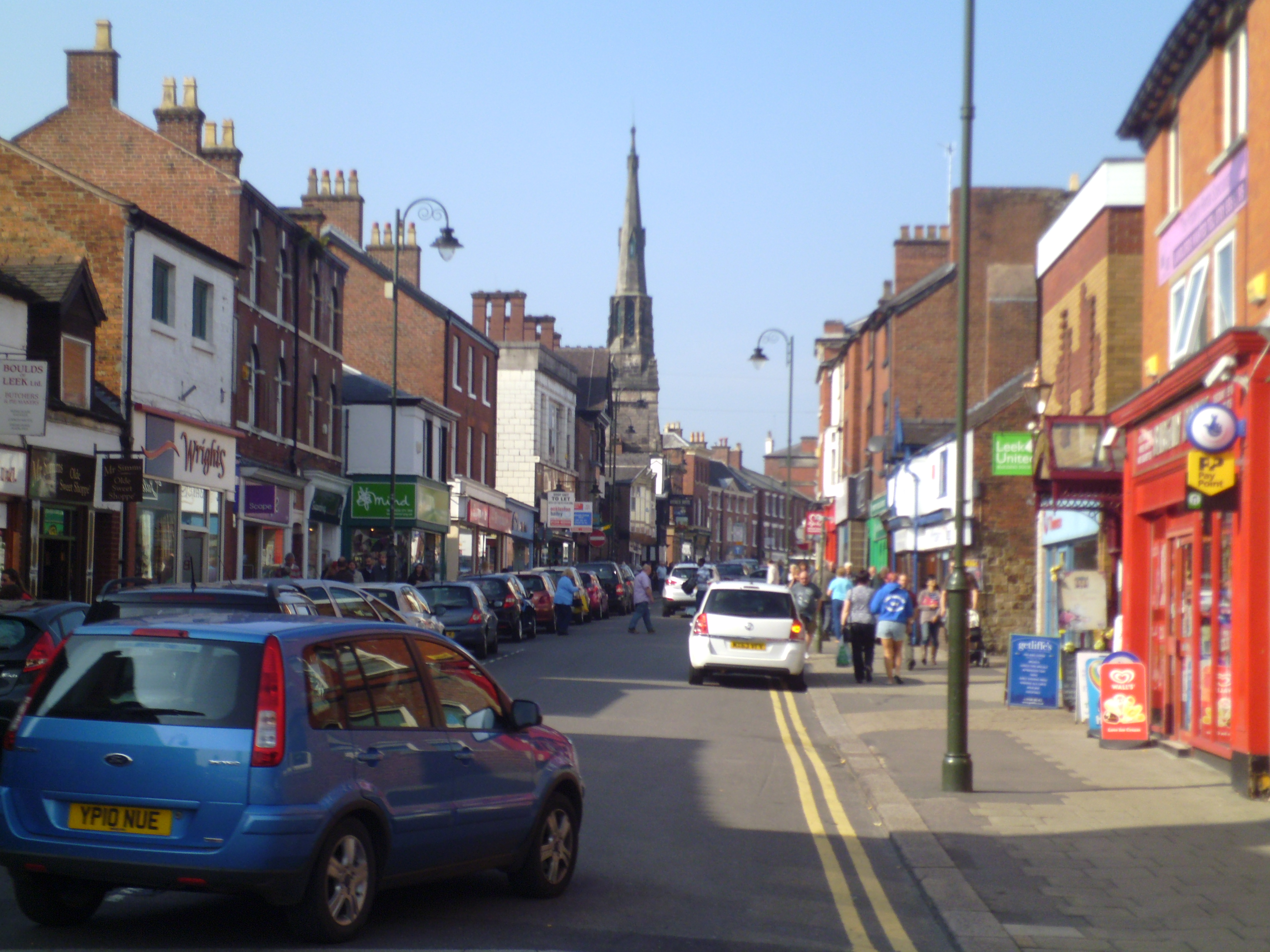has guildford town centre lost its Gill says parking requirements in the rapidly-built up city centre area in whalley have been reduced by 20 per cent and guildford could also see its requirements reduced for mall owners, a 'no.