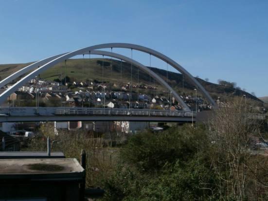 The Rheola Bridge