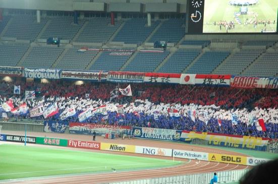 Flag choreography