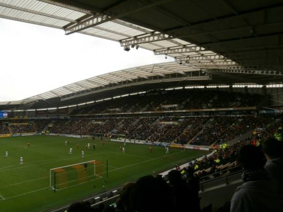 The North Stand.
