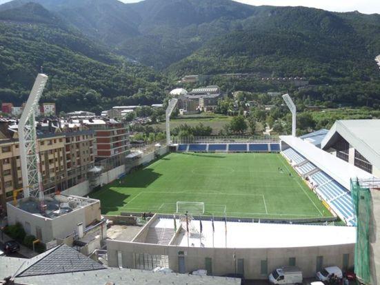 Andorra's home ground.