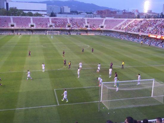 Barca B V R Zaragoza 1