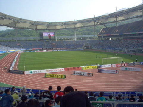 Munhak World Cup Stadium