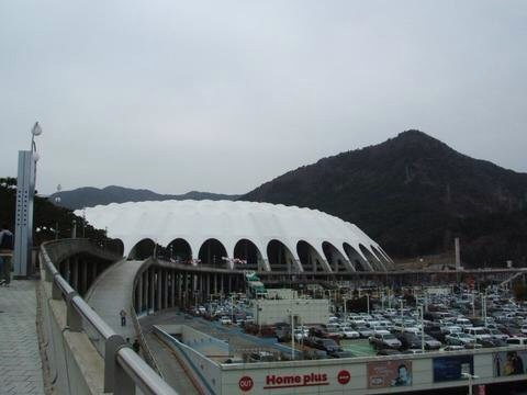 Asiad World Cup Stadium, Busan