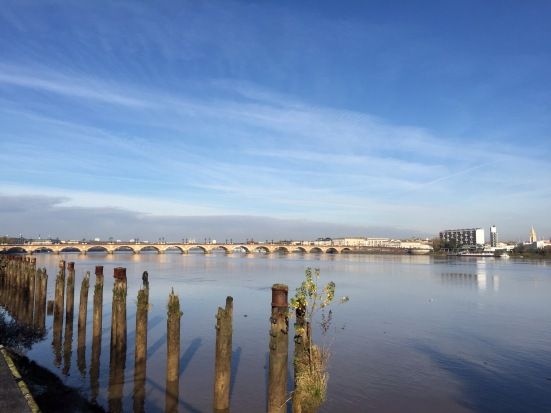 La Garonne, Bordeaux