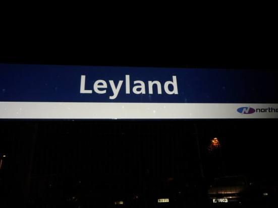 Leyland.