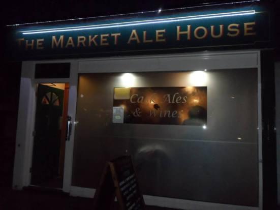 The Market Ale House.