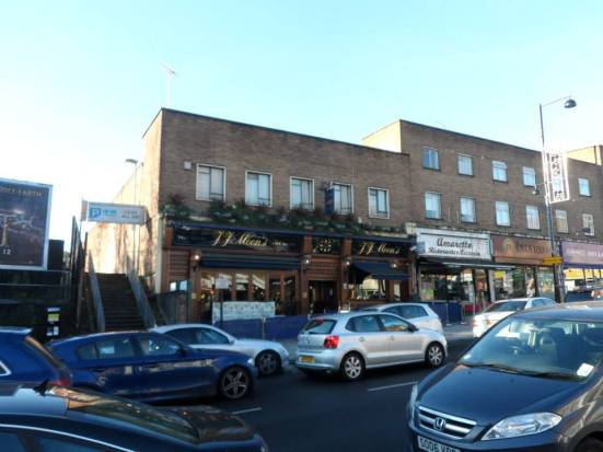 Wetherspoons opposite Ruislip Manor station.