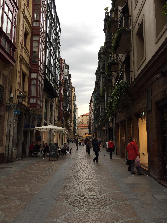 Lost in…Bilbao  Lost Boyos