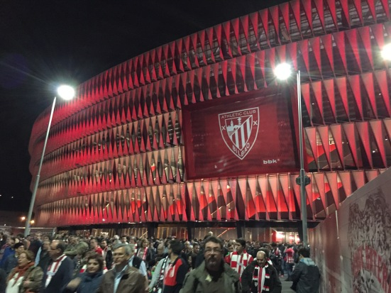 The Stadium of Red Light