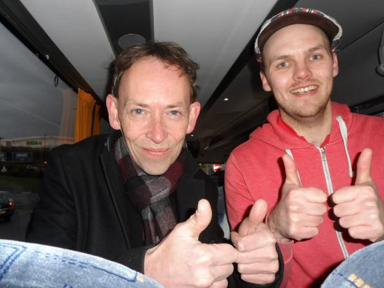 Return of Lamacq...Steve Lamacq!