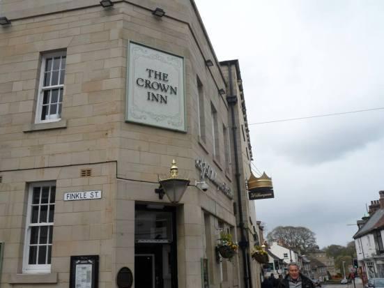 Knaresborough's Wetherspoons - the Crown Inn.