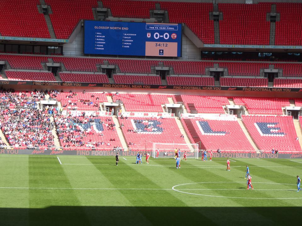 Lost Inwembley Fa Vase Final Lost Boyos