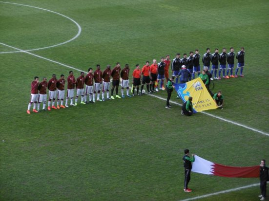 Qatar, FIFA and 'fairplay'...hmm...