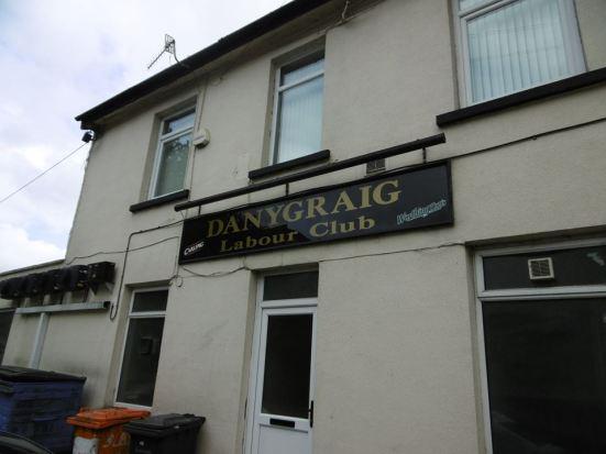 The Danygraig AKA The Dany.