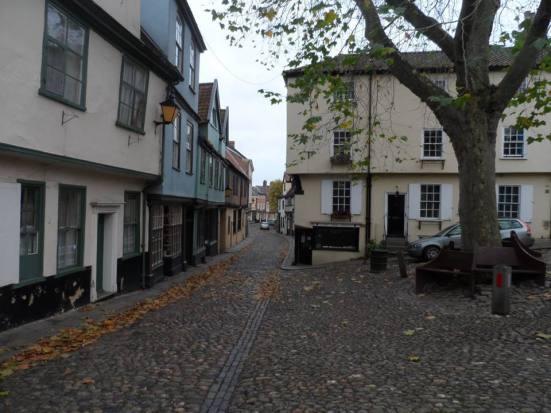 Lovely Norwich.