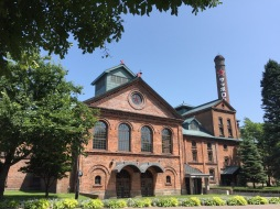 The Sapporo Beer Museum